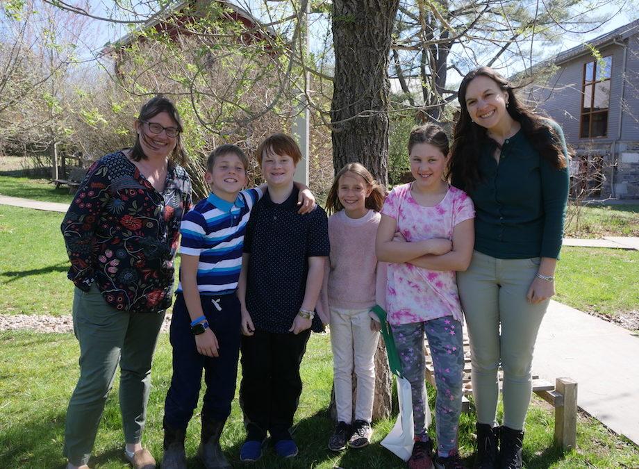 Fourth Grade 4Ocean Fundraiser in the News