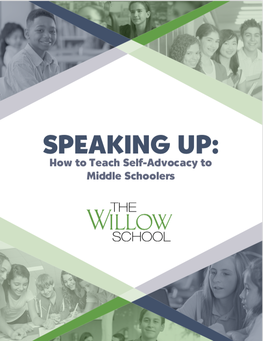 Why Parents Need To Teach Middle >> Speaking Up How To Teach Self Advocacy To Middle Schoolers The