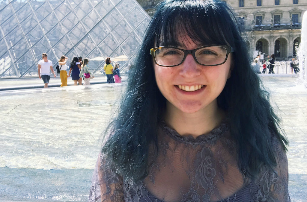 Alumni Spotlight: Noelle Iati