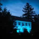 Willow Farmhouse turns teal