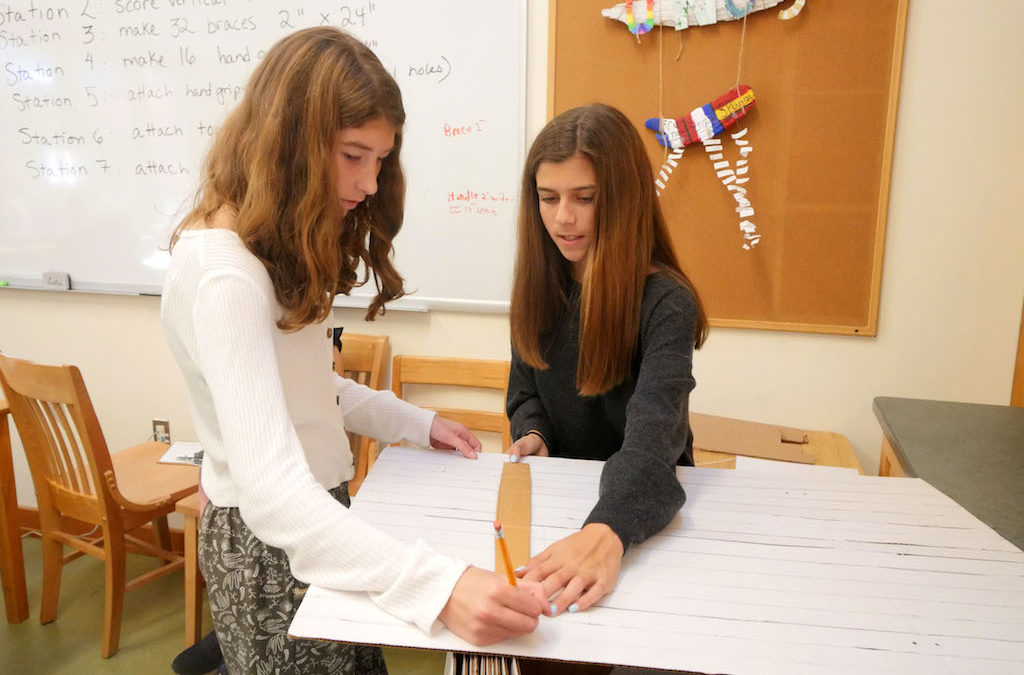 Willow Middle Schoolers Excel in 2020 National Latin Exam