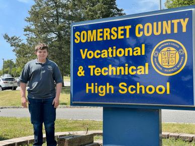 Alumni Spotlight: Nathaniel Conti, Class of 2020